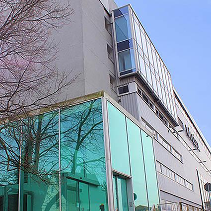 Callcenter Simon & Focken Bielefeld GmbH zog Mitte 2017 in die Immobilie am Ellerbrockshof 2-6 in Bielefeld-Gadderbaum ein