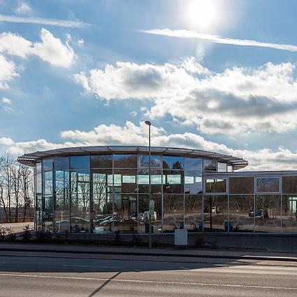 Panda King, aisatischenPorsche-Zentrum Bielefeld wird zum Food-Tempel mit 1.400 m²