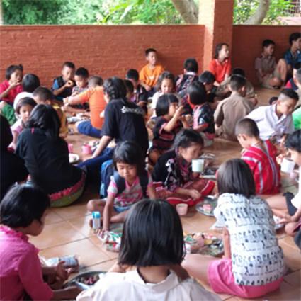 School for Life Chiang Mai Ein Kinderheim in Thailand