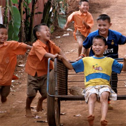 School for Life in Chang Mai - Ein von der UNESCO ausgezeichnetes Konzept
