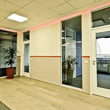 Immobilien Klose vermittelt Büroräume für die Klose Brothers GmbH