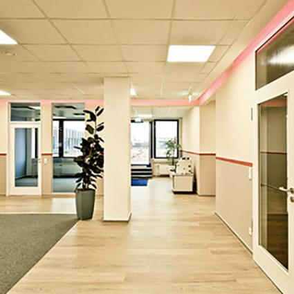 Immobilien Klose vermittelt Räumlichkeiten für die Klose Brothers GmbH