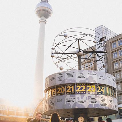 Besonders für Gewerbeimmobilien bietet  Berlin ein umfassendes Potenzial.