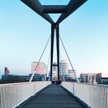 Düsseldorf - Die Landeshauptstadt am Rhein bietet vielfältige Entwicklungspotenziale