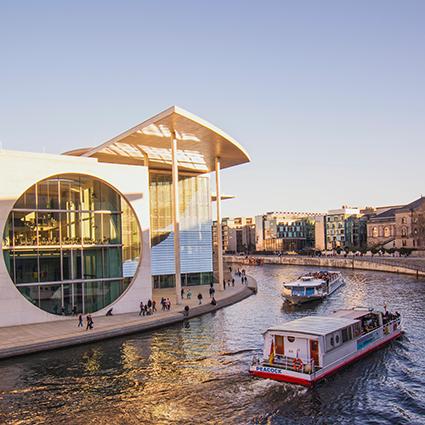 Besonders für Gewerbeimmobilien bietet die Hauptstadt ein umfassendes Potenzial.
