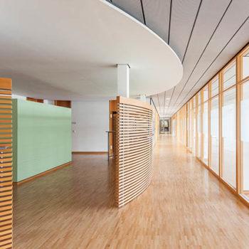 Gewerbemietfläche Bielefeld - Callcenter Simon & Focken Bielefeld GmbH zog Mitte 2017 in die Immobilie am Ellerbrockshof 2-6 in Bielefeld-Gadderbaum ein